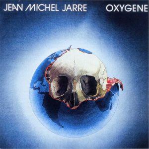Jean Michel Jarren Oxygene-levyn kansi.