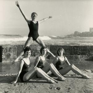 Suomi-Tytöt Aleksandriassa 1960-luvulla.
