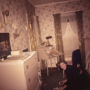 Meri Louhos kotonaan Rochesterissa 1960.