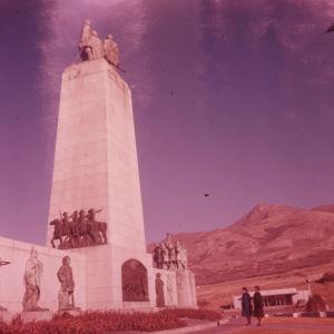 Mormonikirkko Salt Lake Cityssa 1961.