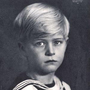 Prins Philip år 1927.