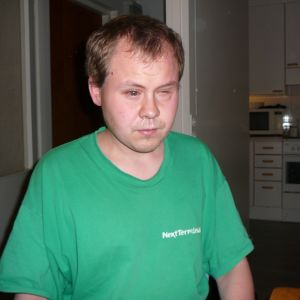 Johan Sundholm.