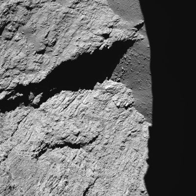 Komeetan pintaa