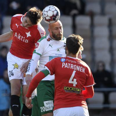 LEHTIKUVA HIFK IFK Mariehamn