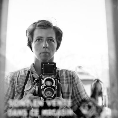 Vivian Maierin omakuva