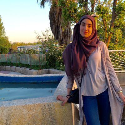 Tavga Zahir från Ekenäs
