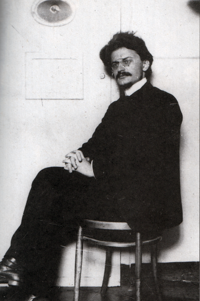 Trotskij 1906