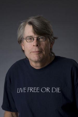 Muotokuva Stephen Kingistä