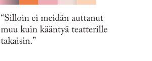 Tekstilainaus.