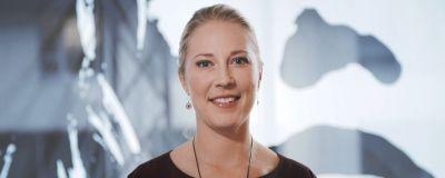 Porträttbild på hjärnforskaren Mona Moisala.