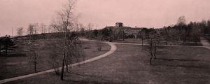 Kaivopuisto 1900-luvun alussa
