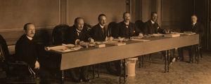 Vaasan senatti huhtikuussa 1918