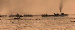 Venäjän Itämeren laivasto 1918