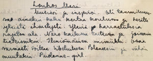 Teksti: Abiturienttikuvaus Meristä, musisoi ja inspiroi, nero kaikissa taiteissa ja joissain tieteissäkin, Puolanne-girl.
