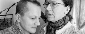 Markku Maalismaa Anssin roolissa, Kristiina Elstelä äitinä.
