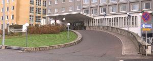 Kätilöopiston sairaala Helsingissä.