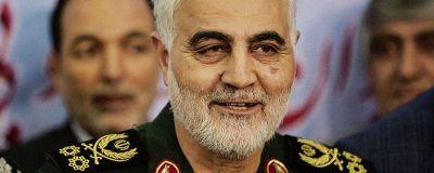 Generalen Qasem Soleimani.