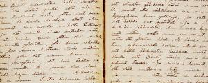 Ote Alma Silventoisen päiväkirjasta.