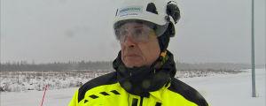 Fennovoiman rakentamisjohtaja Jouni Sipiläinen.