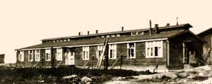 Kolerasairaala Helsingissä 1908