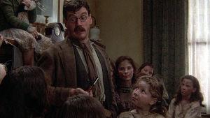 Michael Palin ja lapset elokuvassa Monty Python – Elämän tarkoitus