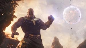Thanos härjar.