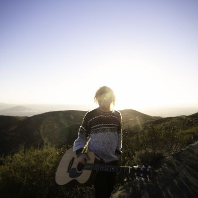 Den norska singer-songwritern Moddi.