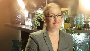 Professor i psykiatri, Tiina Paunio