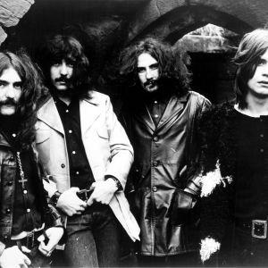 tällä kuvalla markkinoitiin Black Sabbath-levyä 1970