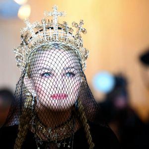 Madonna 2018.