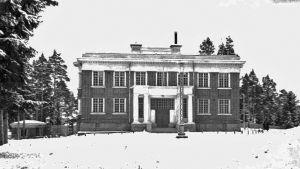 Pargas Kalkbergs Aktiebolags huvudkontor
