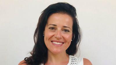 Clara Zampaglione började arbeta för Caritas i Haiti år 2019.