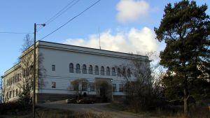 Kristinestads gymnasium.