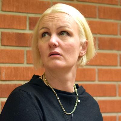 Raseborgs stadsfullmäktigeordförande Linnéa Henriksson, SFP.