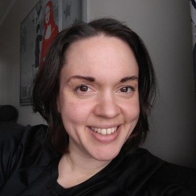 Selfie på Fredrika Åkerö.