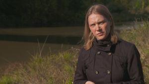 Anne Antman är miljövårdschef på organisationen Natur och miljö.