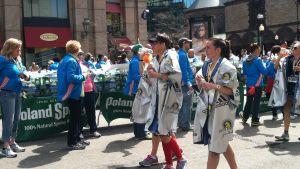 Löparre i bostonmaraton 2014