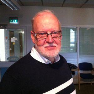 Leif Westerlund är par- och familjeterapeut