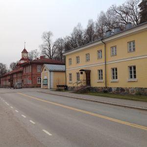 Fiskars i Raseborg.