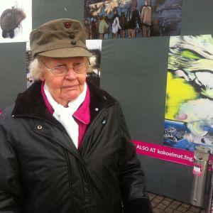 89-årig lotta