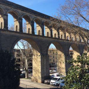 Montpellier'n roomalaisten aikainen akvadukti