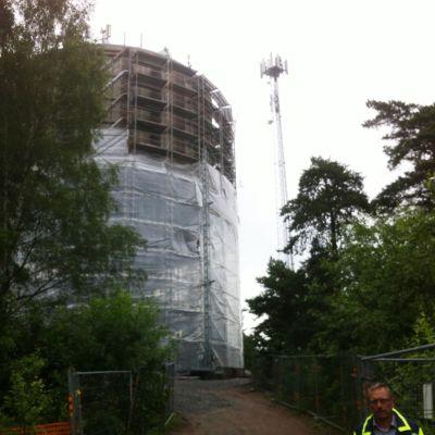 vattentornet i Hammars saneras för att hålla i 30 år till