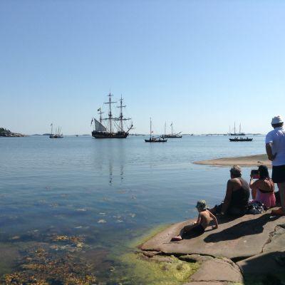 Sjöslaget vid Rilax firar 300-årsjubileum.