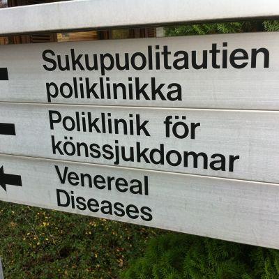 Poliklinik för könssjukdomar vid Mejlans sjukhus
