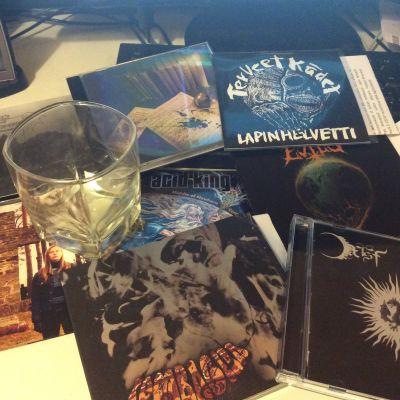 Nya skivor för Metallväktarnas blogg
