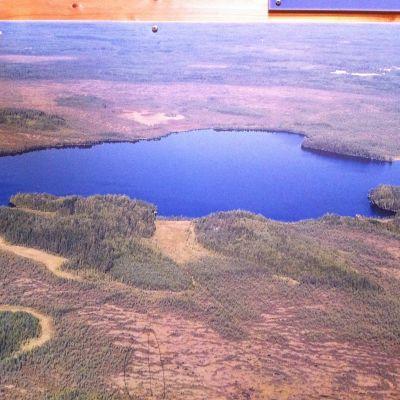 kurjenrahka nationalpark, savojärvi rundslinga,
