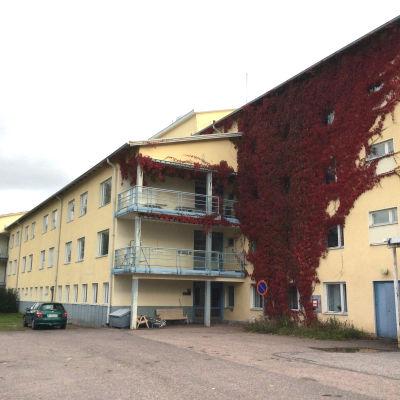 Huset Poppel i Johannisberg
