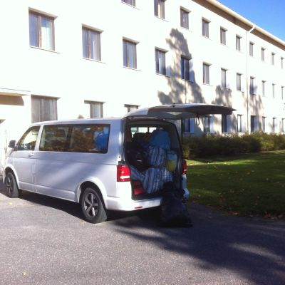 Halikko sjukhus, Märynummi