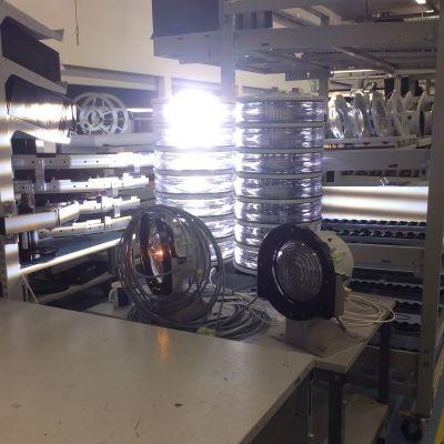 Lanternor testas i Sabik