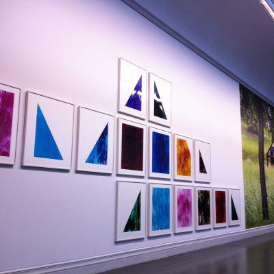 Konstverk ur Poju Zabludowicz's samling